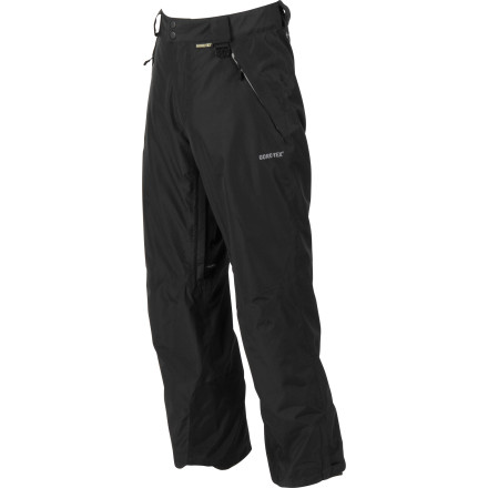 photo: Marker Jupiter Gore-Tex Shell Pant snowsport pant