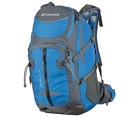 photo: Columbia Ridge Runner 40L overnight pack (2,000 - 2,999 cu in)