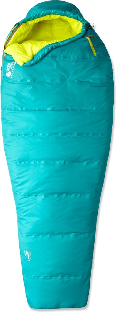 photo: Mountain Hardwear Laminina Z Flame 3-season synthetic sleeping bag