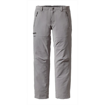 photo: Patagonia Men's Simple Guide Pants soft shell pant