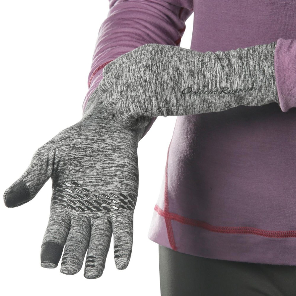 photo: Outdoor Research Melody Sensor Gloves fleece glove/mitten