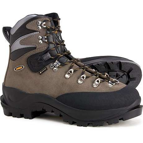photo: Asolo Aconcagua GV mountaineering boot