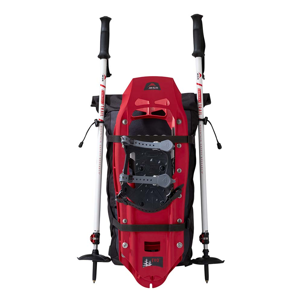photo: MSR Evo Snowshoe Kit recreational snowshoe