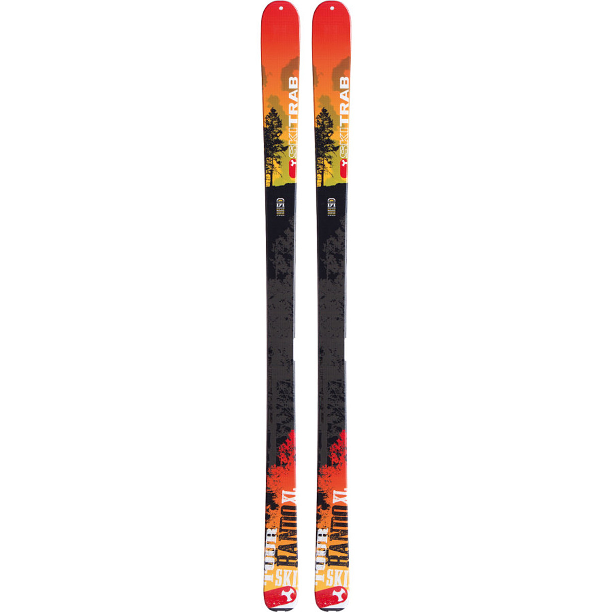 photo: Ski Trab Tour Rando XL alpine touring/telemark ski
