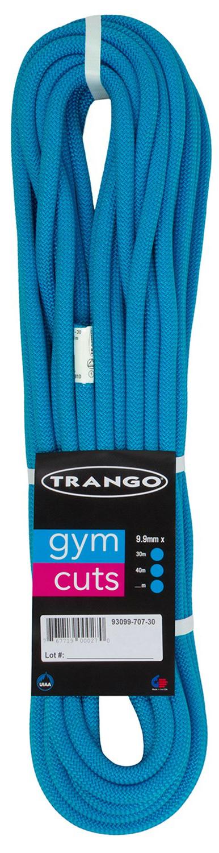 photo: Trango Gym Cuts 9.9mm dynamic rope