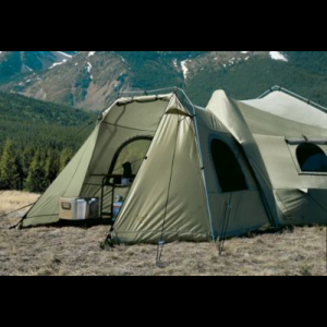 Cabelau0027s Big Horn Tent Vestibule & Vestibule Reviews - Trailspace.com