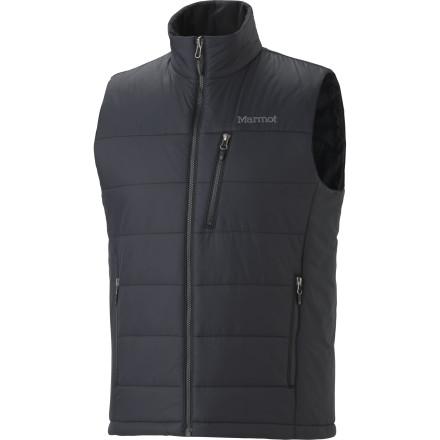 photo: Marmot Cauldron Vest synthetic insulated vest