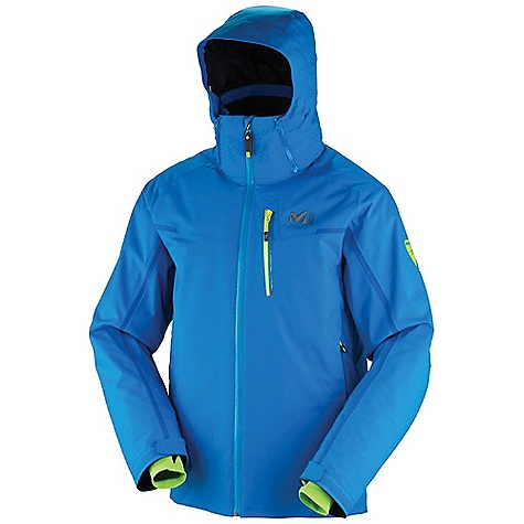 photo: Millet Ambler Stretch Jacket synthetic insulated jacket