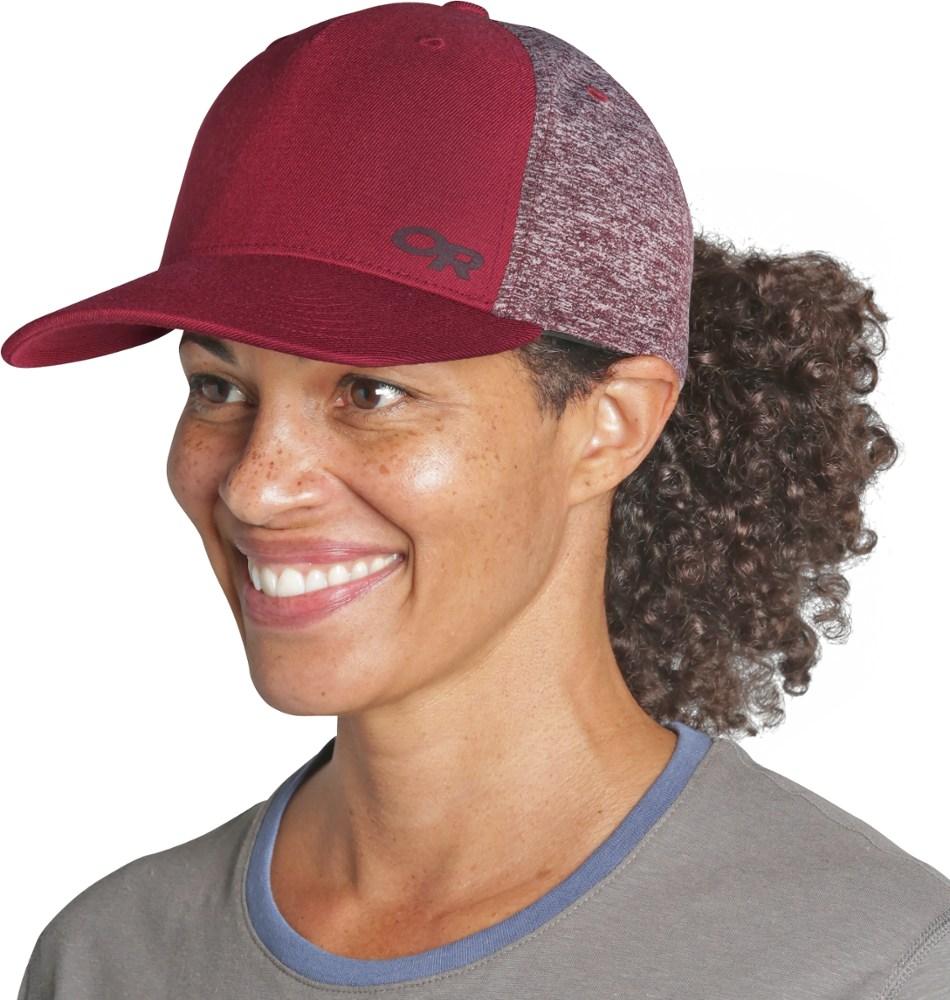 photo: Outdoor Research She Adventures Trucker Cap cap