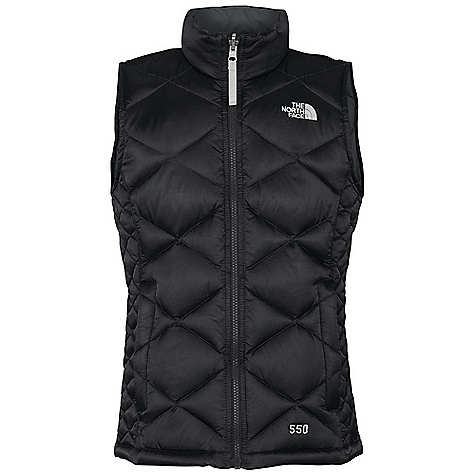 photo: The North Face Girls' Aconcagua Vest down insulated vest