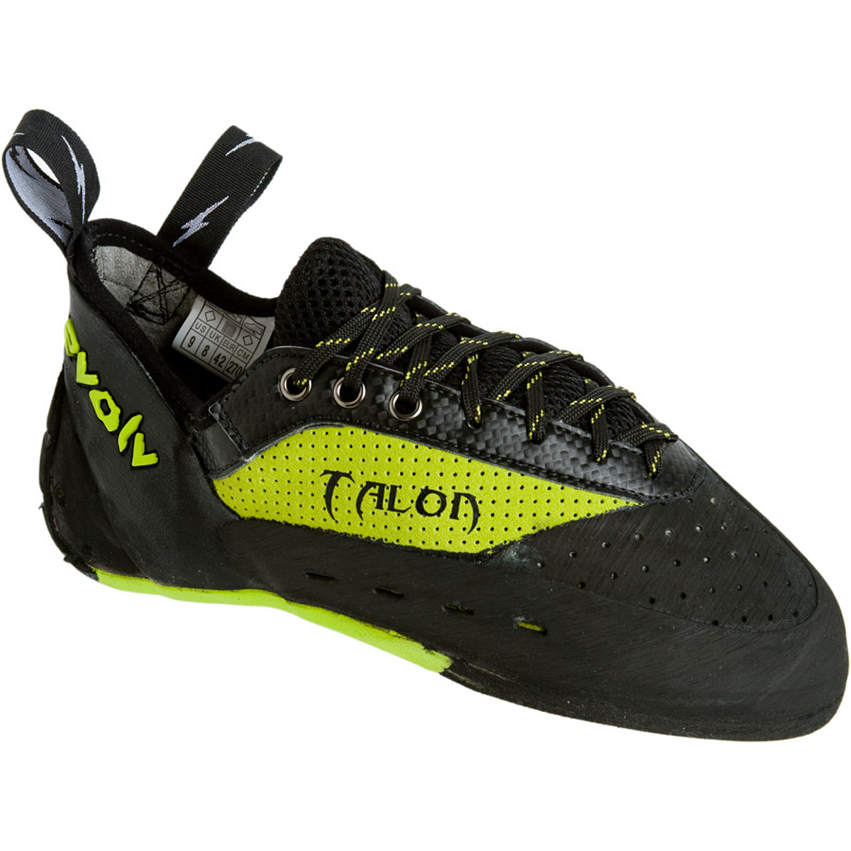 photo: evolv Talon G2 climbing shoe