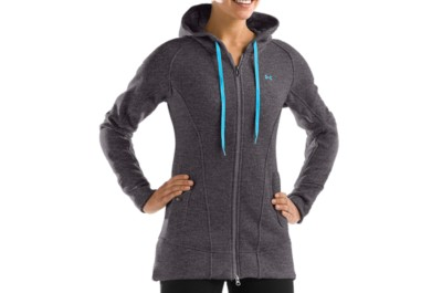 photo: Under Armour Wintersweet Full Zip Hoody fleece top