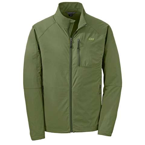 photo: Outdoor Research Ferrosi Jacket soft shell jacket