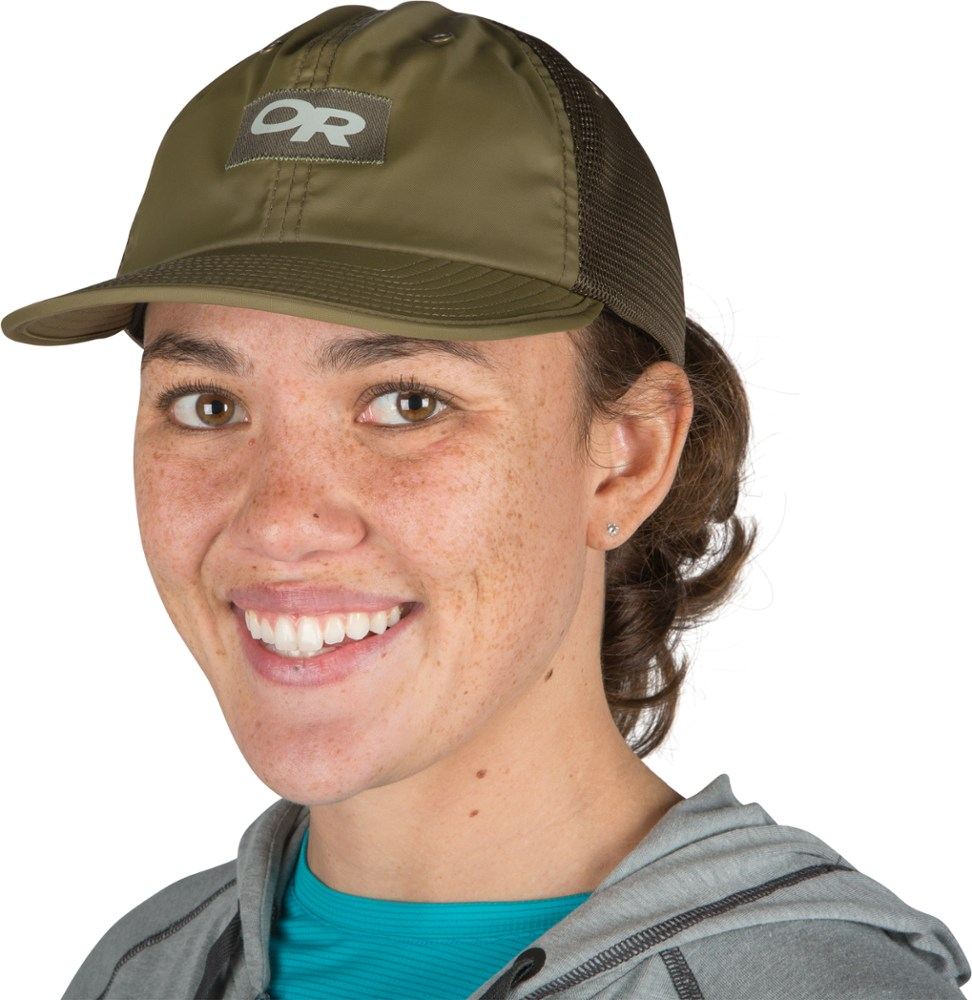 photo: Outdoor Research Performance Trucker - Trail cap