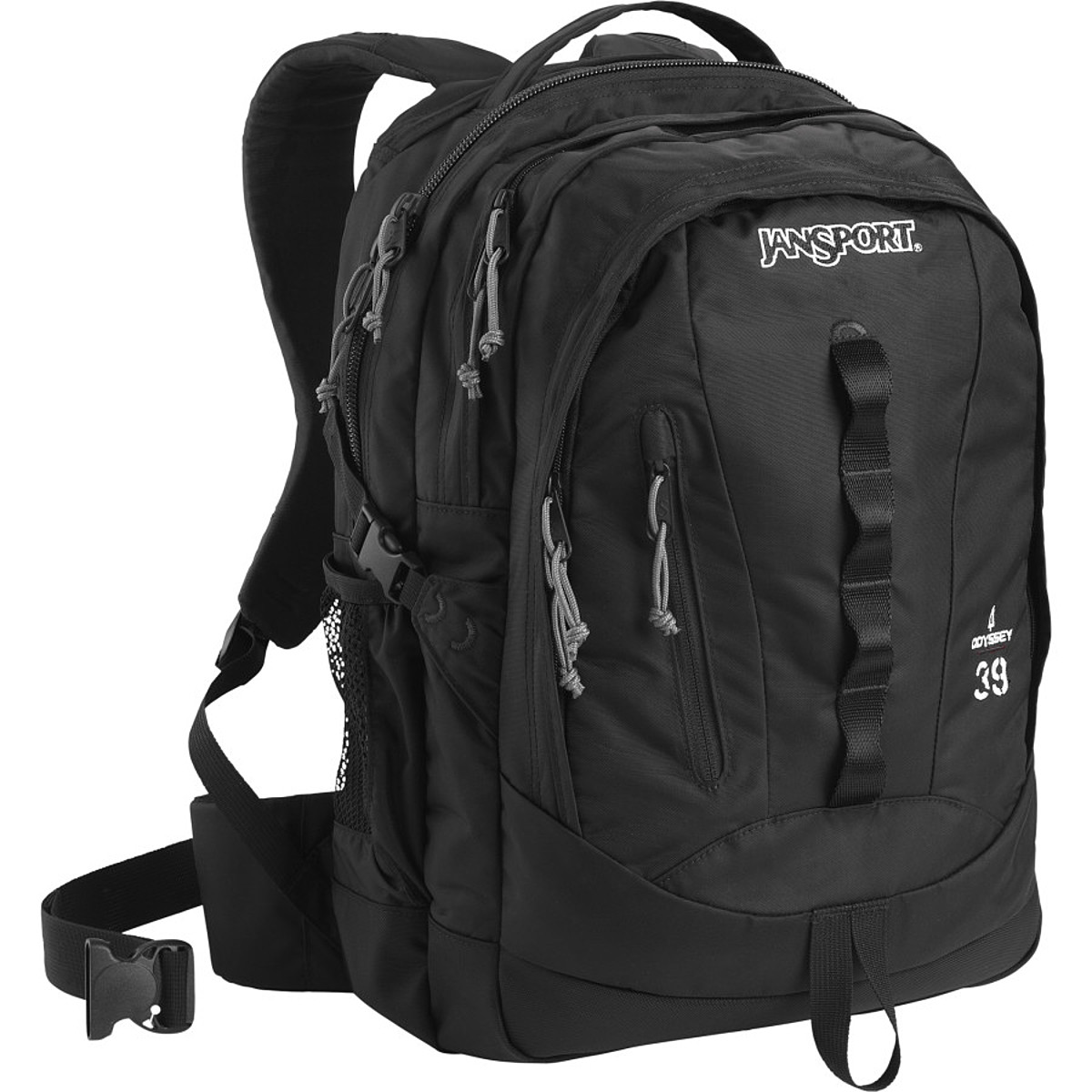 photo: JanSport Odyssey overnight pack (2,000 - 2,999 cu in)
