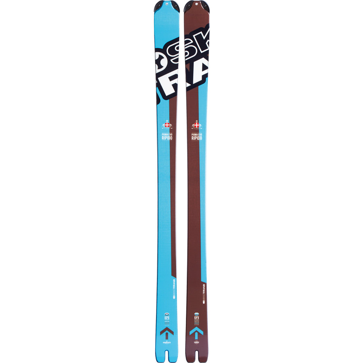 photo: Ski Trab Ripido alpine touring/telemark ski