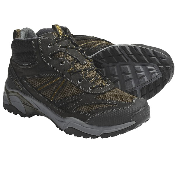 photo: Ahnu Junipero hiking boot