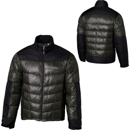 photo: MontBell Men's U.L. TEC Down Jacket down insulated jacket