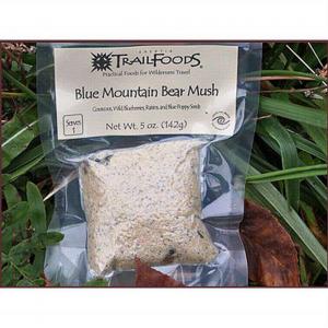 Enertia Trail Foods Blue Mountain Bear Mush