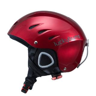 photo: Lucky Bums Winter Sports Standard Helmet snowsport helmet