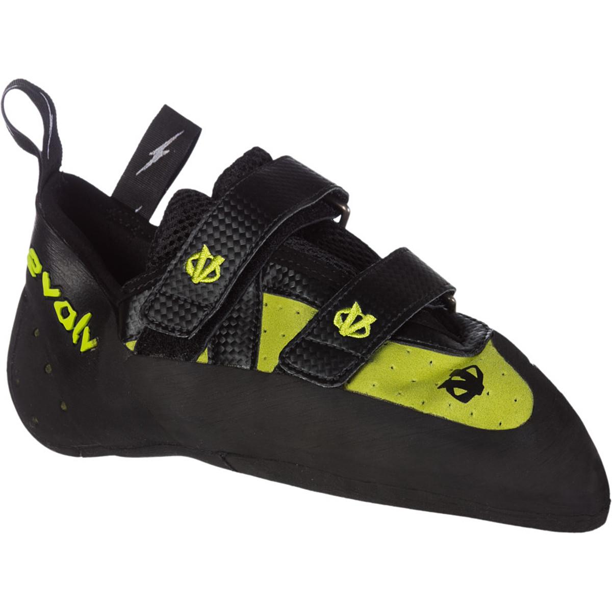 photo: evolv Predator G2 climbing shoe