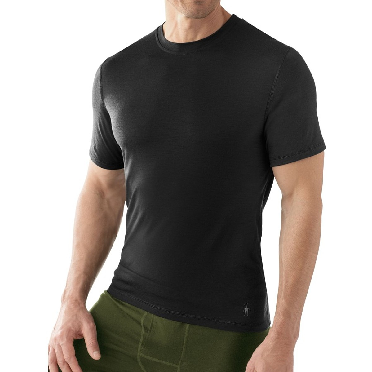photo: Smartwool Men's Microweight Tee base layer top