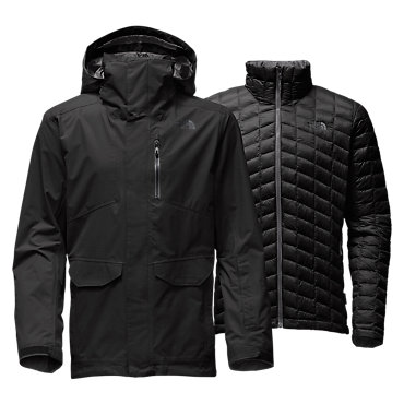 The North Face Thermoball Snow TriClimate Parka