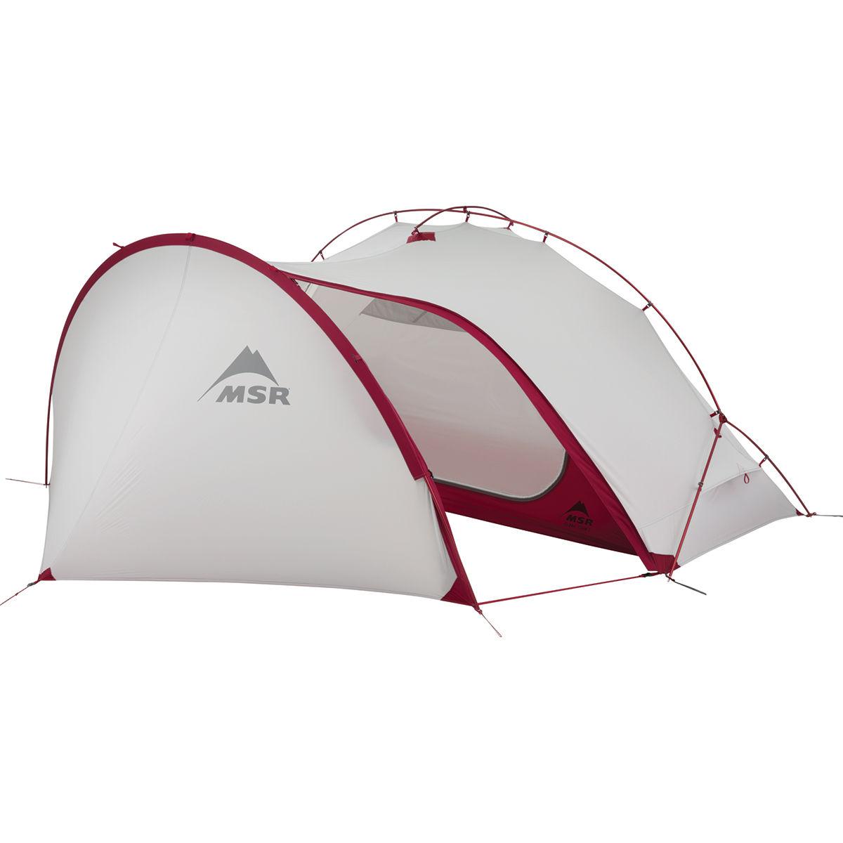 photo: MSR Hubba Tour 1 three-season tent