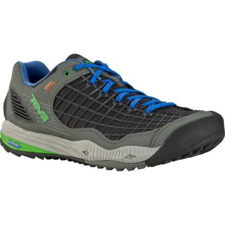photo: Teva Reforge eVent trail shoe
