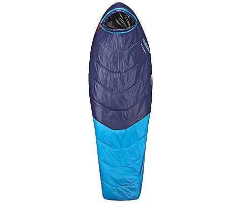 photo: Columbia Reactor 35 Mummy warm weather synthetic sleeping bag