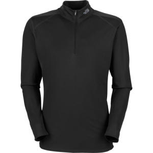 photo: The North Face XTC Midweight 1/4 Zip base layer top
