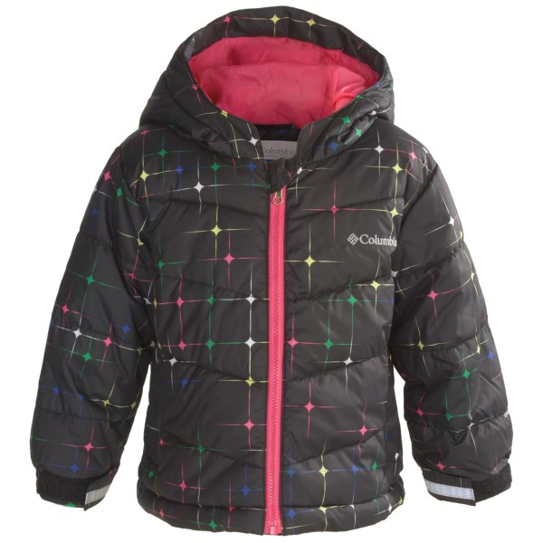 photo: Columbia Powder Packed Puffer synthetic insulated jacket