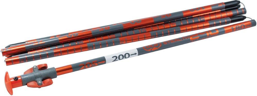 photo: Backcountry Access Stealth 240 avalanche probe