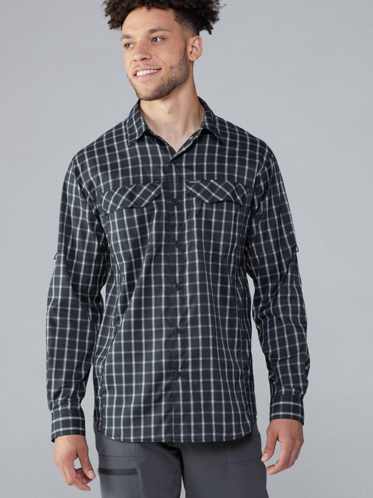 photo: Columbia Silver Ridge Lite Short Sleeve Shirt hiking shirt
