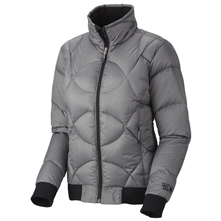 photo: Mountain Hardwear Caramella Jacket down insulated jacket