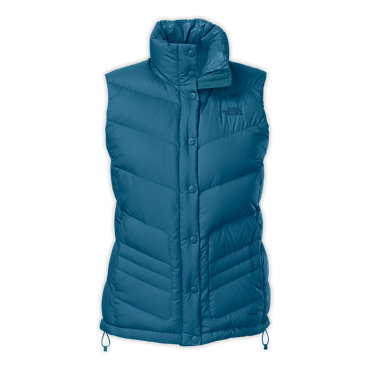 photo: The North Face Carmel Vest down insulated vest