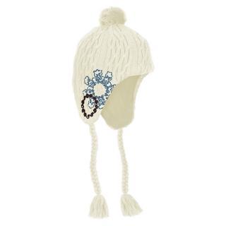 Isis Pinwheel Flap Hat