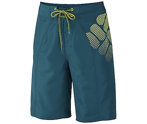 Columbia Bouncing Rock II Logo Short