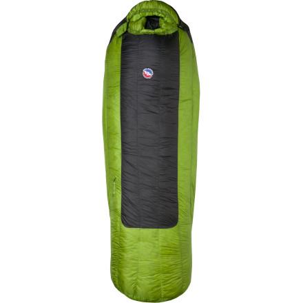 photo: Big Agnes Mystic SL 15° 3-season down sleeping bag