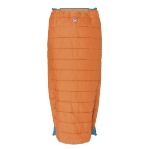 photo: Big Agnes Buffalo Park 40° warm weather synthetic sleeping bag
