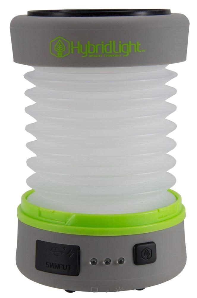 photo: HybridLight Puc Expandable Lantern/Charger battery-powered lantern