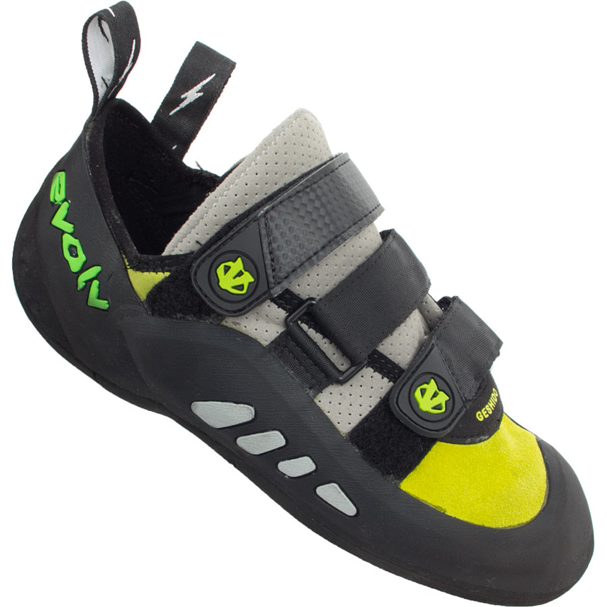 photo: evolv Geshido SC climbing shoe