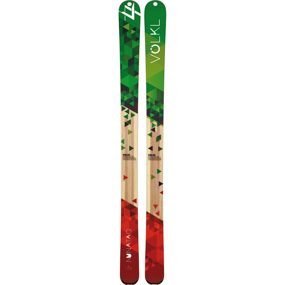 photo: Volkl Nunataq alpine touring/telemark ski
