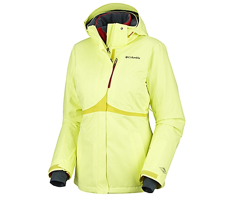 Columbia Bugaboo Tech Interchange Jacket