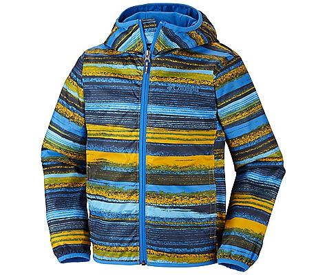 Columbia Pixel Grabber Wind Jacket