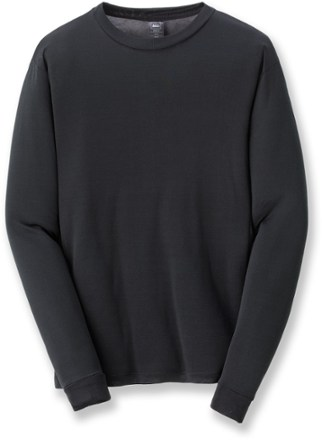 REI Silk Long-Sleeve Crew