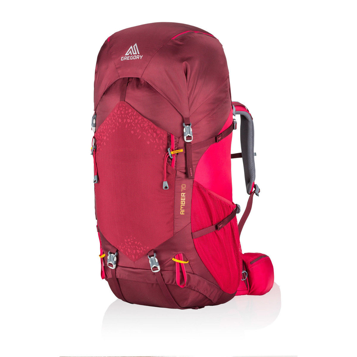 photo: Gregory Amber 70 weekend pack (50-69l)