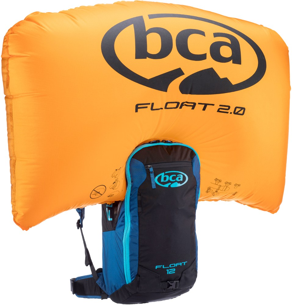 photo: Backcountry Access Float 12 2.0 avalanche airbag pack