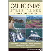 photo: Wilderness Press California's State Parks us pacific states guidebook