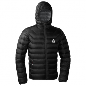 photo: Eddie Bauer Men's First Ascent Downlight Hooded Jacket down insulated jacket